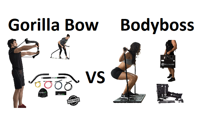 bodyboss vs gorilla bow